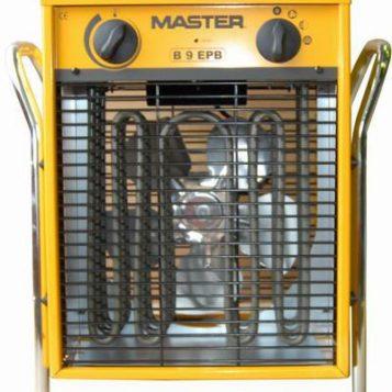 Elektromos hőlégfúvó - Master B9EPB 9 kW