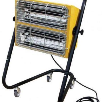 Elektromos infravörös hősugárzó - Master Hall3000 3 kW