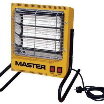 Elektromos infravörös hősugárzó - Master TS3A 2