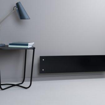 "Adax Clea WiFi ""L"" elektromos fűtőpanel – 800W fekete"