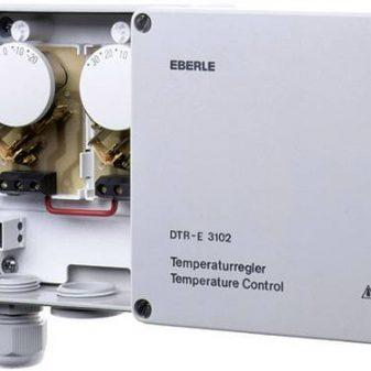 Comfort Heat termosztát DTR-E 3102