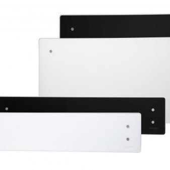 Elektromos fűtőpanel - Adax CLEA CP fekete 800 W
