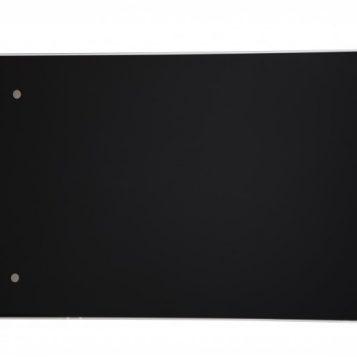 Elektromos fűtőpanel - Adax CLEA CP fekete 600 W