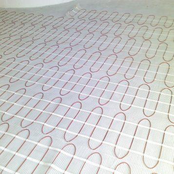 Elektromos fűtőszőnyeg hidegburkolathoz - Comfort Heat CTAE-200