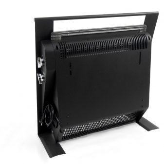 Elektromos kerámia hőtárolós fűtőpanel - Climastar Etna fekete pala 1500 W