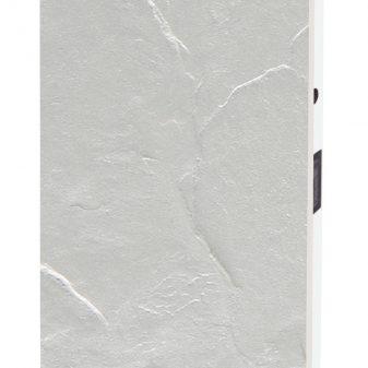 Elektromos kerámia hőtárolós fűtőpanel - Climastar Smart álló fehér pala 1000 W