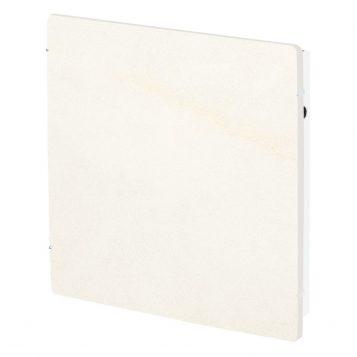 Elektromos kerámia hőtárolós fűtőpanel - Climastar Smart fehér mészkő 800 W