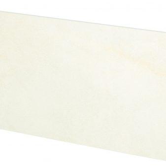 Elektromos kerámia hőtárolós fűtőpanel - Climastar Smart Touch fehér mészkő 2000 W