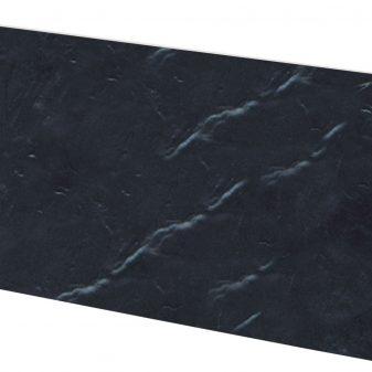 Elektromos kerámia hőtárolós fűtőpanel - Climastar Smart Touch fekete pala 1500 W