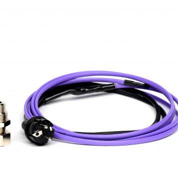 Elektromos önszabályozó fűtőkábel - Comfort Heat Pipeheat 10; 10 m