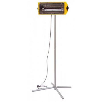 Elektromos infravörös hősugárzó - Master Hall1500 1