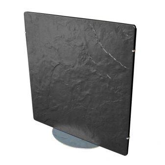 Climastar tartóláb - 20cm rozsdamentes acél (100x50 modelhez)