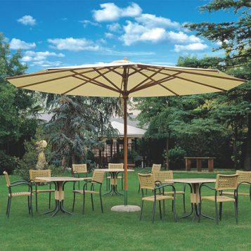 Palladio Telescopic napernyő