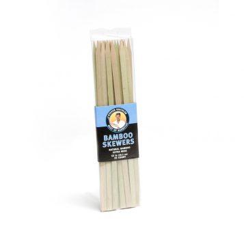 Steven Raichlen bambusz nyárs (vastag)