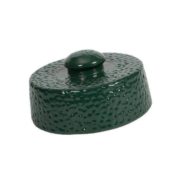 Zöld kerámia kupak S