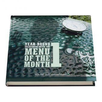 Menu of the Month receptkönyv